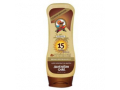 Image Of Australian Gold SPF 15 Lotion with Bronzer, 8 ounce