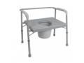 "Image Of Bariatric Commode 24"" Extra Wide Seat"