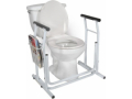 Image Of Toilet Safety Frame 21 Inch White