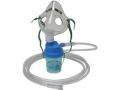 Image Of Pediatric Aerosol Mask With nebulizer & Tubing
