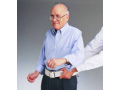 Image Of Gait Belt 60 Inch White Cotton