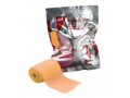 Image Of Cast Tape 3M Scotchcast Plus 2 Inch X 12 Foot Fiberglass Bright Orange