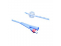 Image Of Dover 100% Silicone 2-Way Foley Catheter Tray, 14 Fr, 5 cc, with Securement Device