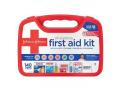 Image Of Johnson & Johnson All-Purpose First Aid Kit, 140 piece