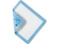 "Image Of Optilock Non-Adhesive Super Absorbent Foam Dressing, 8"" X 12"""
