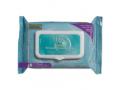 Image Of Hygea Flushable Wipes, 12 Tubs/48