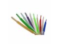 Image Of Rainbow Ties Pediatric 2-Piece Tracheostomy Tube Holders, Variety Pack