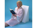 """Image Of Cover for Bed Wedge Pillow, 24"""" x 24"""" x 12"""", White"""