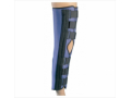 Image Of Knee Immobilizer PROCARE Large Hook and Loop Closure 20 Inch Length Left or Right Knee