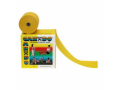 Image Of Exercise Resistance Band CanDo Yellow 50 Yard X-Light Resistance