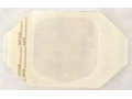 Image Of Transparent Film Dressing with Border DermaView II Rectangle 6-1/2 X 8-3/8 Inch Frame Style Delivery With Label Sterile