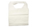 """Image Of Adult Lap Bibs with Tie-On, 16"""" x 33"""""""
