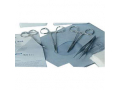 Image Of Disposable Towel Drapes, Sterile, Fenestrated,50/B