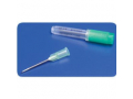 """Image Of Monoject Rigid Pack Hypodermic Needle With Polypropylene Hub 18g X 1-1/2"""" (100 Count)"""