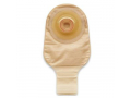 "Image Of Esteem + Flex Convex One-Piece Drainable Pouch, 13/16"" to 1"" Stoma, 30mm V3 Plateau Size, Cut-To-Fit, Opaque"