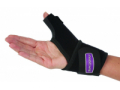 Image Of Thumb Support Universal Thumb-O-Prene Wraparound Neoprene Left or Right Hand Black One Size Fits Most