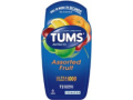 Image Of Antacid Tums Ultra 1000 mg Strength Chewable Tablet 72 per Bottle