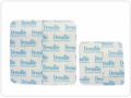 Image Of Adhesive Dressing DermaRite 4 X 4 Inch Gauze Square White NonSterile