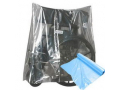 Image Of Wheelchair/Walker/Commode Equipment Cover,Blue,150
