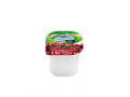 Image Of Thickened Beverage Thick & Easy 4 oz Portion Cup Cranberry Juice Cocktail Flavor Ready to Use Nectar Consistency