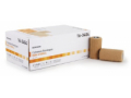 Image Of Cohesive Bandage McKesson 4 Inch X 5 Yard Standard Compression Self-adherent Closure Tan NonSterile