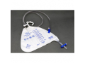 Image Of Urinary Drain Bag AMSure Anti-Reflux Valve 2000 mL Vinyl