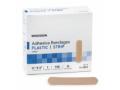 Image Of Adhesive Strip McKesson 3/4 X 3 Inch Plastic Rectangle Tan Sterile