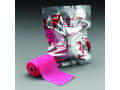 Image Of Cast Tape 3M Scotchcast Plus 2 Inch X 12 Foot Fiberglass Bright Pink