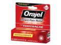 Image Of Oral Pain Relief Orajel Oral Gel 025 oz Tube