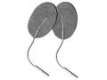 """Image Of BioStim 2.5"""" (6cm) Oval Pigtail Electrode"""