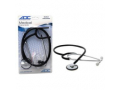 Image Of Proscope Single-Head Stethoscope, Black. REPLACES ZR0110BLK