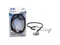 Image Of Proscope Single-Head Stethoscope, Black. REPLACES ZR0110BLK