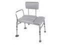 Image Of Knock Down Padded Transfer Bench