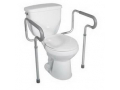 Image Of Toilet Safety Frame, 300 lb Weight Capacity