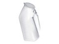 Image Of Male Urinal with cap, 32 ounce Capacity