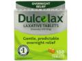 Image Of Laxative Dulcolax Tablet 100 per Box 5 mg Strength Bisacodyl USP