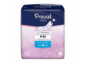 """Image Of Prevail Bladder Control Moderate Pad White, Latex Free 11"""""""