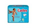 Image Of Prevail Cuties Baby Diapers Size 4, 22 - 37 lbs.
