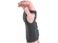 Image Of Wrist Brace Exoform Palmar Stay Aluminum Left Hand Medium