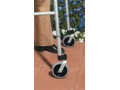 """Image Of 5"""" Swivel Wheel Footpiece, 1"""" Tube, 1 Pair"""