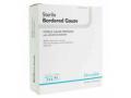Image Of Adhesive Dressing DermaRite 4 X 5 Inch Gauze Rectangle White Sterile