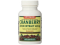 Image Of Dietary Supplement Optimum 425 mg Strength Capsule 100 per Bottle Cranberry