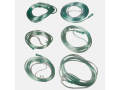 Image Of Nasal Cannula Sof-Touch Adult Curved Prong / NonFlared Tip