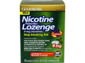Image Of Nicotine Polacrilex Lozenge, 4 mg, Mint (72 Count)