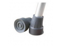 Image Of Guardian Rubber Crutch Tip, Gray