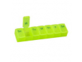 Image Of Acu-Life Large 7 Day Pill Box, Yellow Color Tint