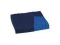 "Image Of Convoluted Wheelchair Cushion, 18"" x 16"", Navy Cover"