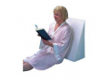 """Image Of Cover for Bed Wedge Pillow, 24"""" x 24"""" x 7-1/2"""", White"""