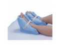 Image Of Poly-Filled Heel Pillow, Blue, One Size Fits All