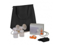 Image Of Hygeia Q Breast Pump with Deluxe Tote, PAS Personal Accessory Set and Power Supply